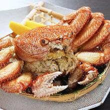 Whole crab
