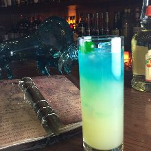 Cocktails (Peach Base)