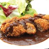 Chef's special meat ball cutlet
