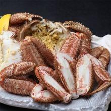 Boiled crab