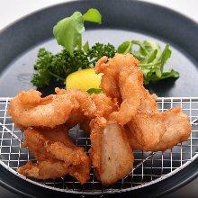 Fried chicken cartilage