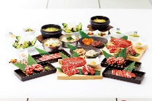 4,500 JPY Course (11  Items)