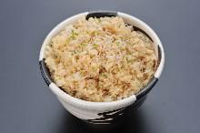 Jako Meshi (fishcake rice)