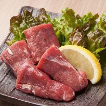 Raw mutton