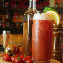 Fresh Tomato and Chile Vodka Bloody Mary