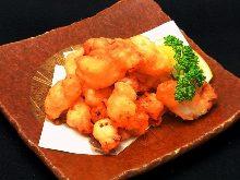 Deep-fried dish