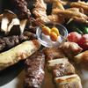 Assorted Grilled Skewers - large assortment
