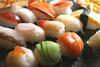 Hanagokoro Beautifully Colored Hand-Rolled Sushi