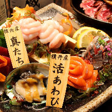 5,500 JPY Course (9 Items)