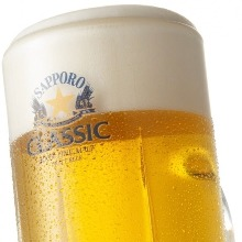 SAPPORO CLASSIC BEER