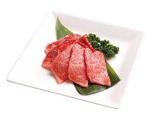 Wagyu beef chuck eye roll