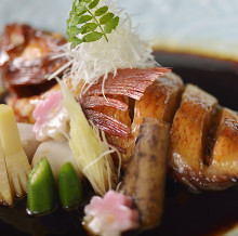 Kichiji rockfish (simmered or seared)
