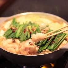 Offal hotpot (miso flavor)