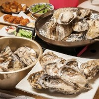 Oysters all-you-can-eat