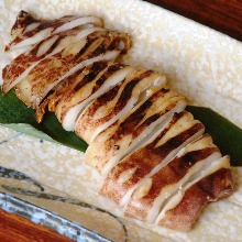 Grilled Whole Squid