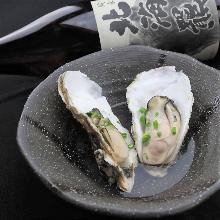 Steamed oyster
