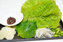 lettuce set