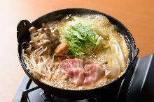 Miso chanko hotpot