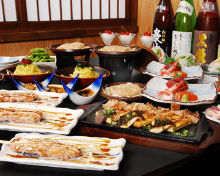 4,300 JPY Course (8 Items)