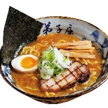 Seafood-based shoyu ramen