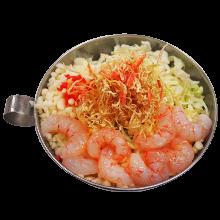 Shrimp monja