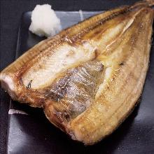 Seasonal grilled fish