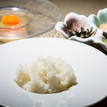 Zousui (rice soup)