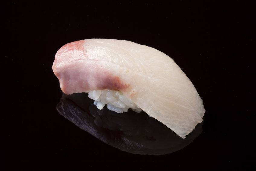28 popular sushi toppings a guide to nigiri let 39 s for Yellowtail fish sushi