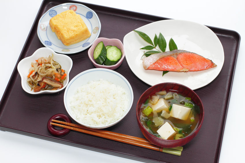 traditional japanese food images