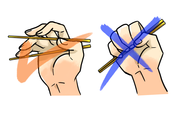 Get A Grip On How To Use Chopsticks In Japan Let S