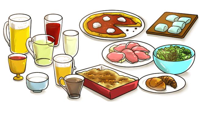 """Résultat de recherche d'images pour """"clipart buffet"""""""
