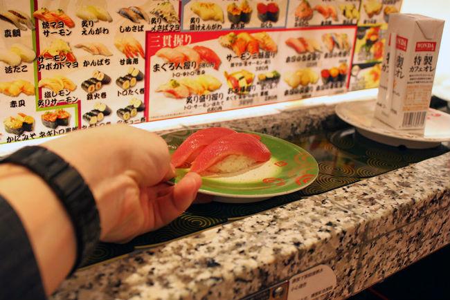 How to Eat at Kaiten-Sushi (Conveyor Belt Sushi) Restaurants   Let's