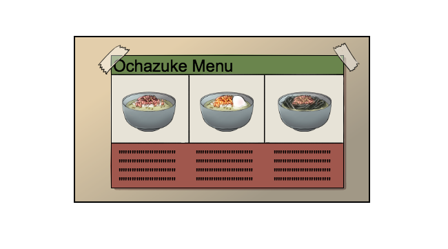 ochazuke