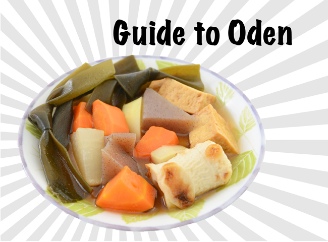 Oden is a Warming & Nourishing Japanese Hot Pot
