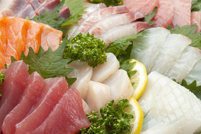 Types of sashimi in japan the essential guide let 39 s for Sushi fish names