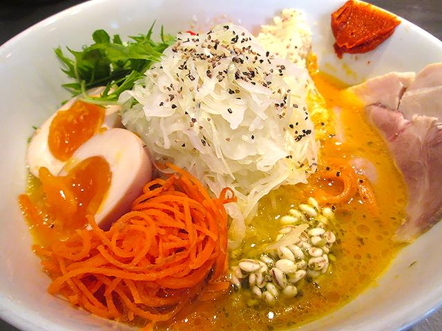 Four Restaurants around Tokyo for Light and Healthy Ramen!