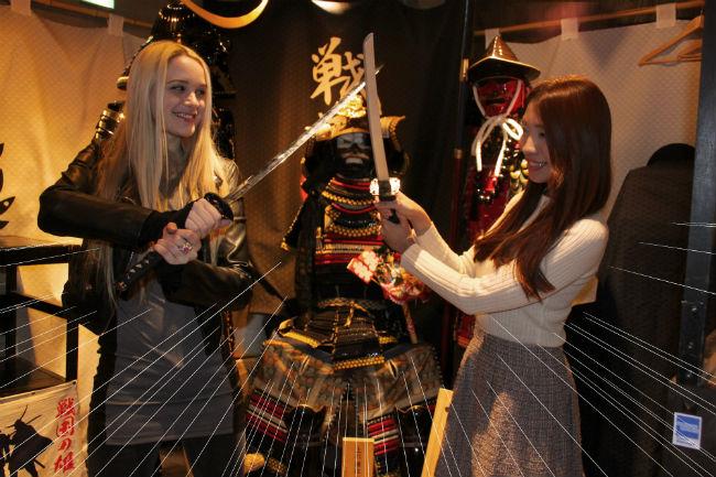 Samurai Theme Restaurant Tokyo: Dine in Japan's Warrior Age