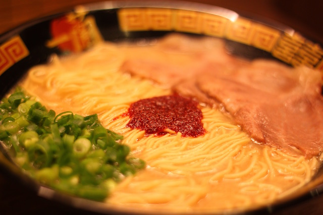Ichiran Ramen: Not your Ordinary Ramen Shop