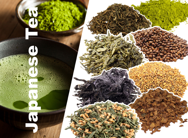 Types of Japanese Tea: Matcha, Sencha, Genmaicha & More