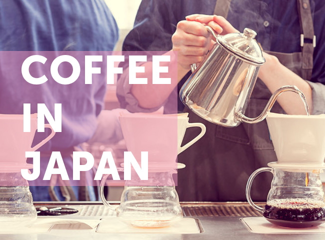 Coffee in Japan: Kissaten, Vending Machines, Trendy Cafes & More