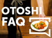Otoshi FAQ - A Guide to Japan's Table Charge Dishes