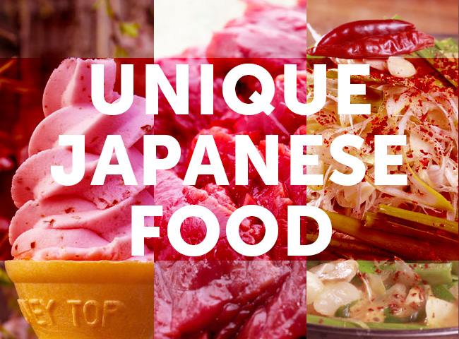 What to Eat in Japan: 12 Unique Japanese Foods