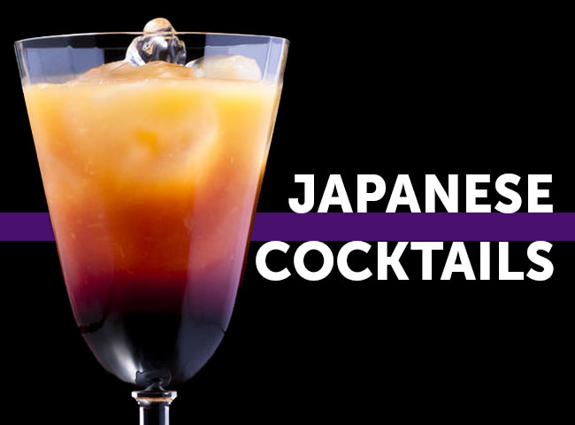 9 Japanese Cocktails to Try - From Matcha Hai to Red Eye