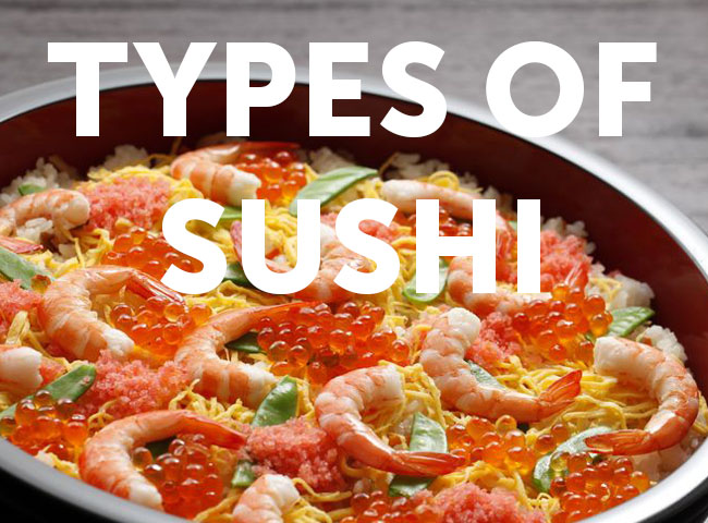 Types of Sushi: A Complete List From Nigiri to Narezushi