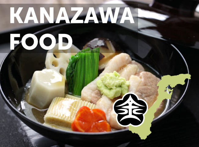 Kanazawa Food:11 Local Dishes to Try