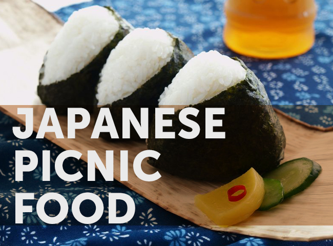 13 Japanese Picnic Food & Drink Ideas for Your Next Outing