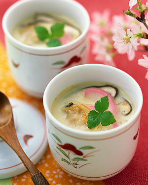 Chawanmushi | Articles on Japanese Restaurants | Japan Restaurant Guide by Gourmet Navigator
