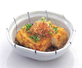 Deep fried Tofu | Articles on Japanese Restaurants | Japan Restaurant Guide by Gourmet Navigator