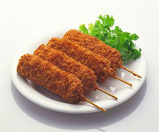 Kushikatsu | Articles on Japanese Restaurants | Japan Restaurant Guide by Gourmet Navigator