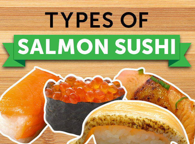 Types of Salmon Sushi in Japan: Salmon Nigiri to Oshizushi